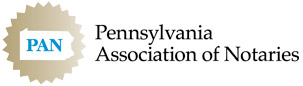 pennsylvania Association of notaries logo