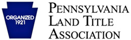 Pennsylvania Land title association logo