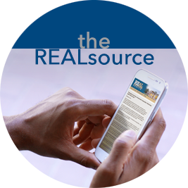 Link to the Real Source, a newsletter for real estate professionals